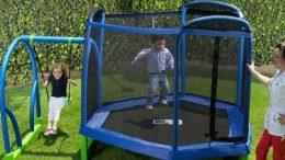 Quel est l'intérêt d'un trampoline?